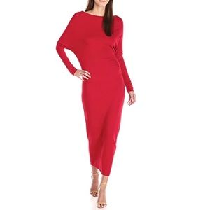 Plus Size Red Vivienne Westwood Hourglass Bodycon